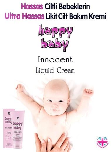 Happy baby Innocent Yeni Doğan Likit Vücut Kremi 100 Ml Renksiz